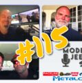 The ModernJeeper Show, Ep. 115 – Jamie Carr & Bryan Schlater – Jammin in Panama City & Making Light Bars Cool Again