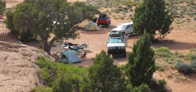 15 Rules for a Perfect Campsite!
