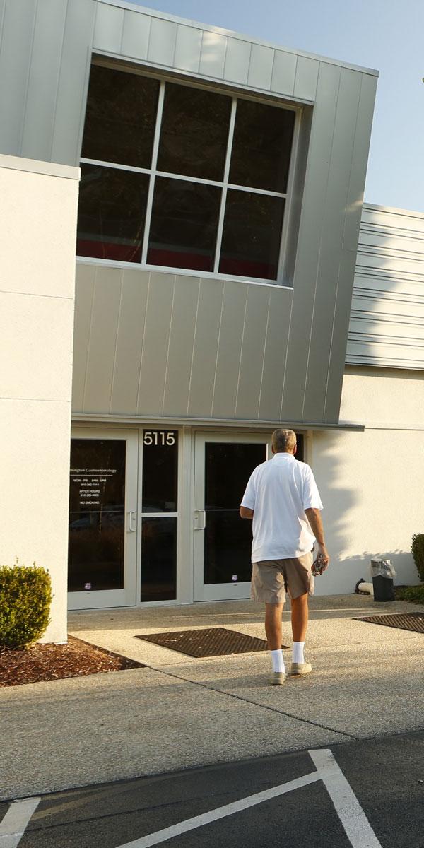 Wilmington-Gastroenterology Associates Advantages Building Exterior