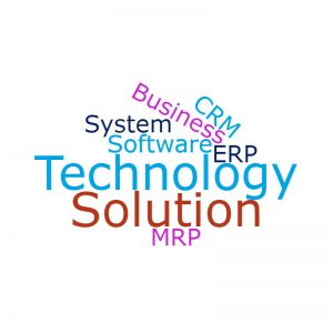 ERP software image
