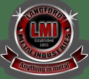 Langford Metal logo
