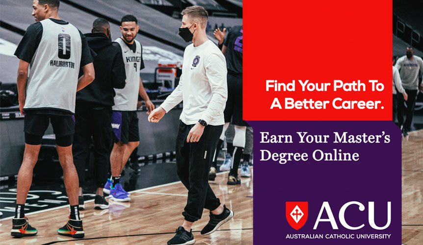 ACU's Online Master's Program Ignites Passions And Sharpens Critical Skills