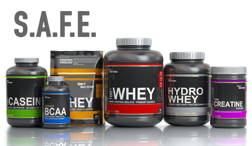 Always Practice S.A.F.E. Supplements