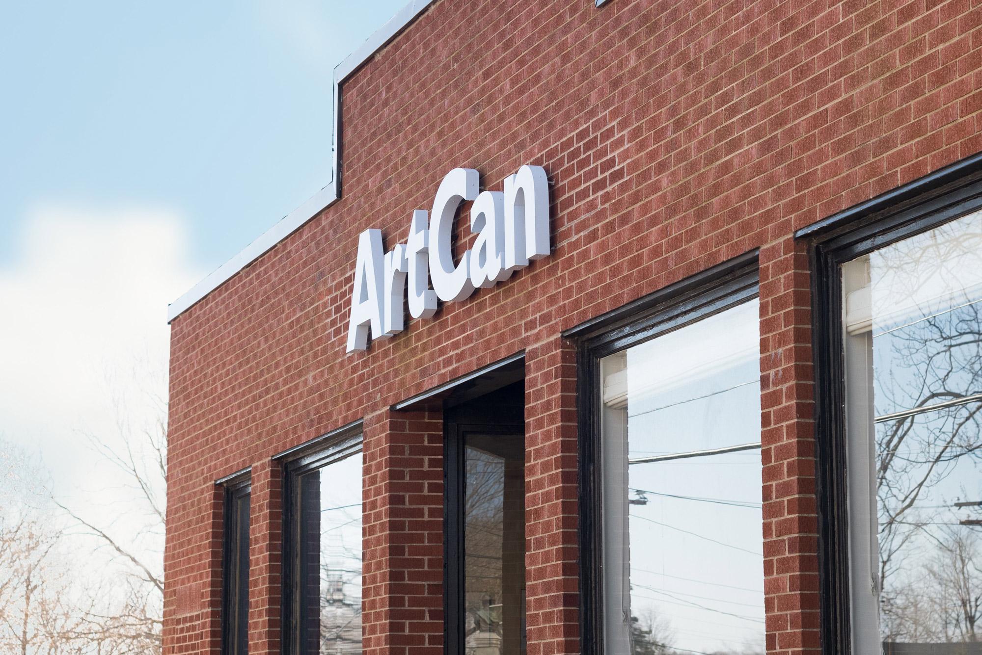 ArtCan exterior