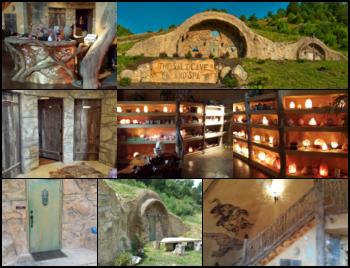 Salt Cave Spas