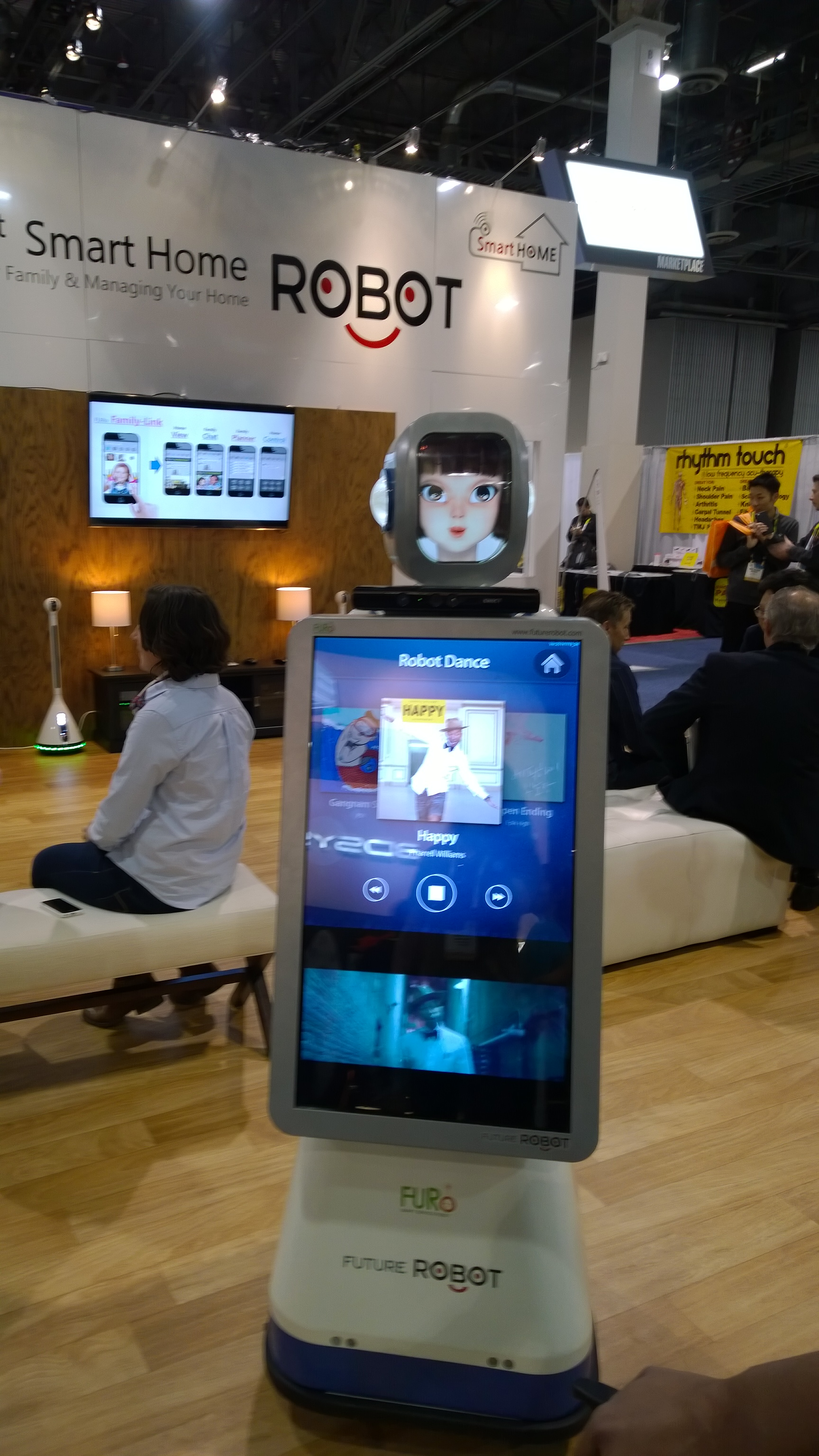 The family robot