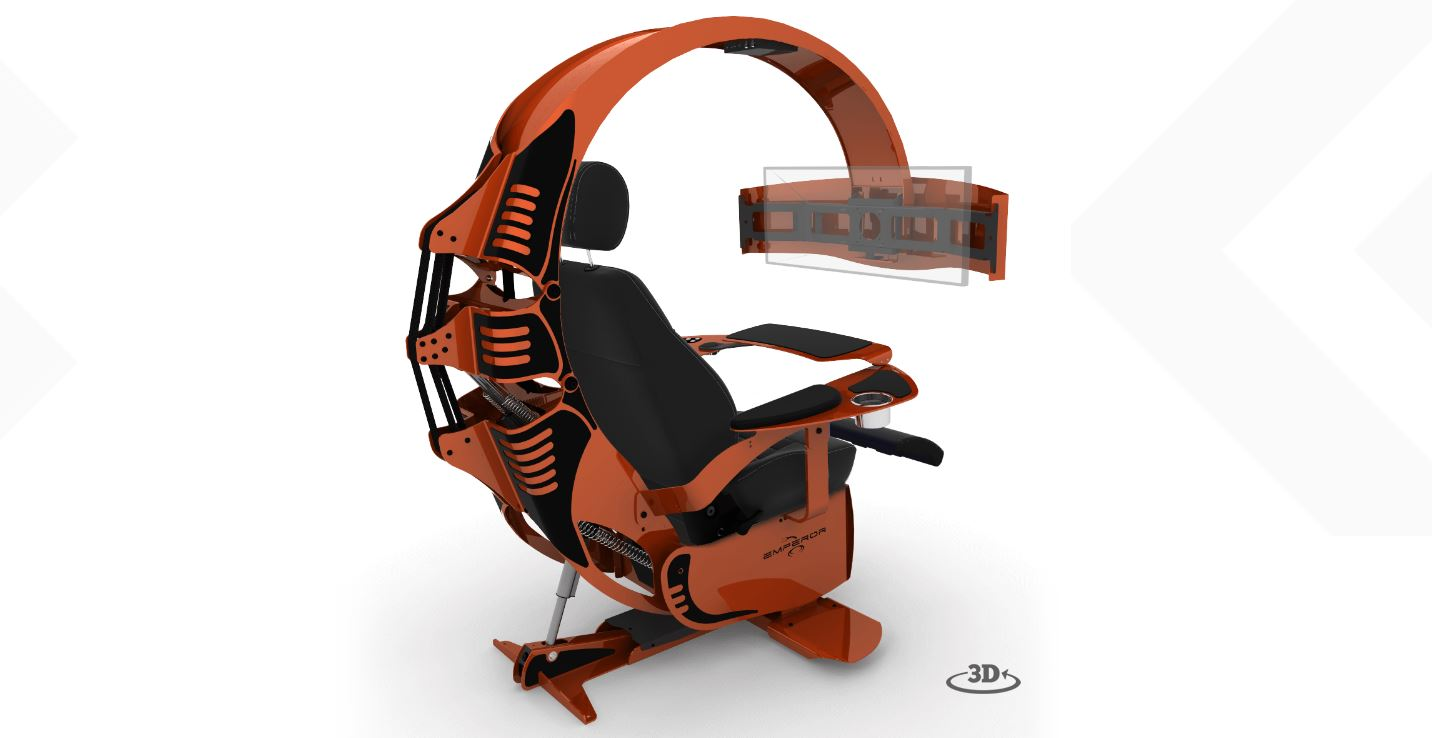 Now this is a chair