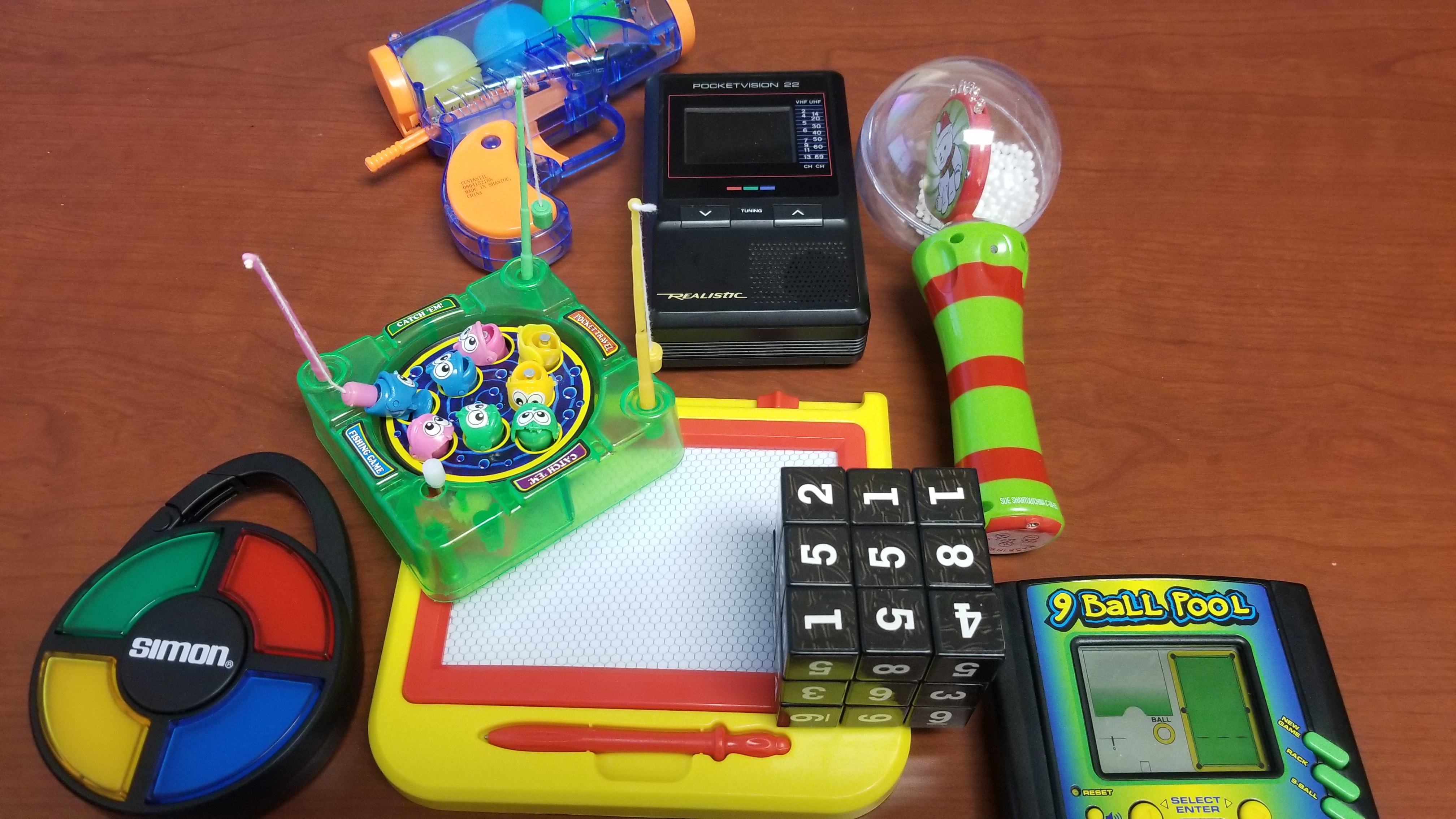 A few fun items for the in-class usability analysis