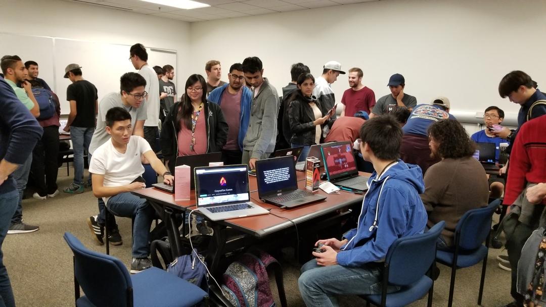 Computer Game Development showcase