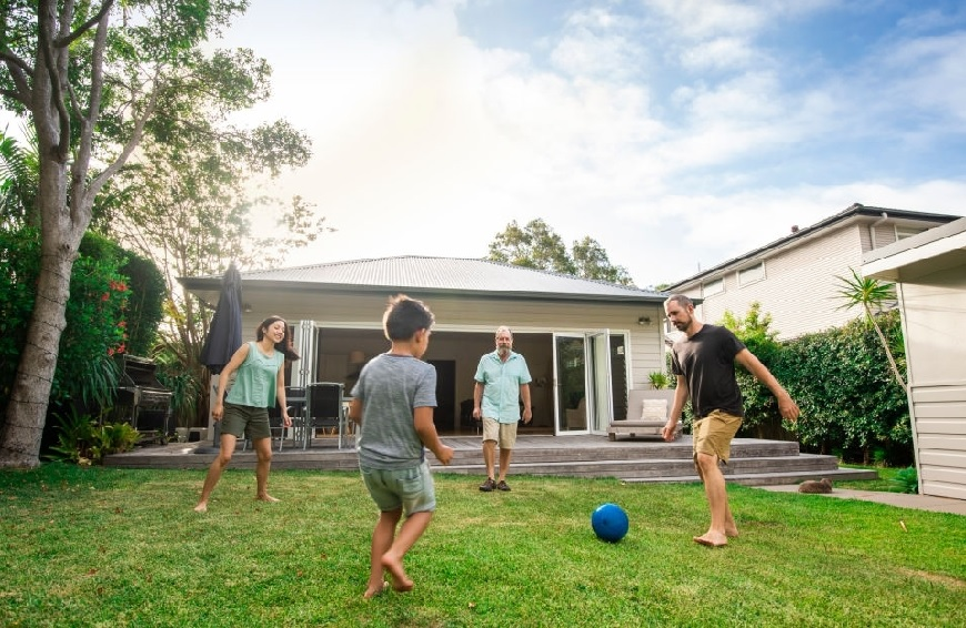 Make Your Yard Fun With These Front & Backyard Activities