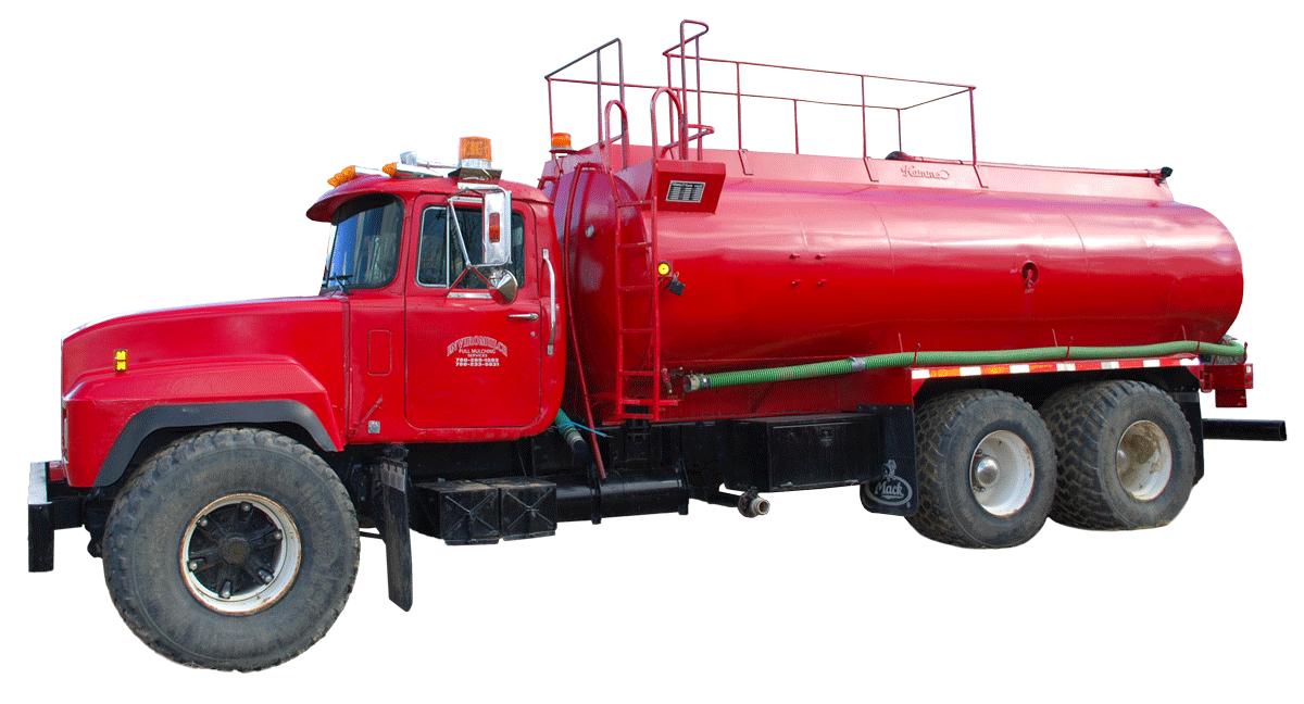 Tank Capacity: 3600 Gallons
