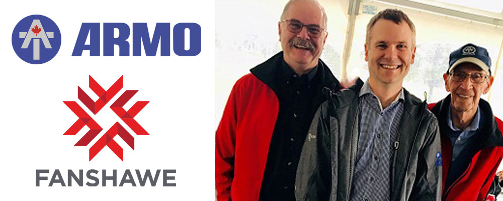 Fanshawe Electromechanical Engineering Students to Benefit from Armo Tool Donation