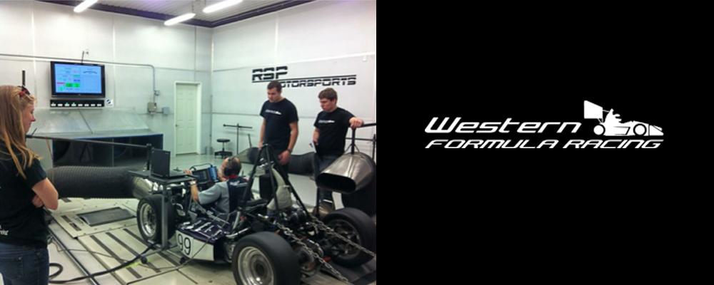 Western Formula Racing And Armo Tool