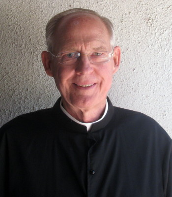 The Reverend Peter Cheney