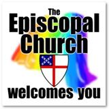 The Episcopal Church welcomes you! (rainbow)