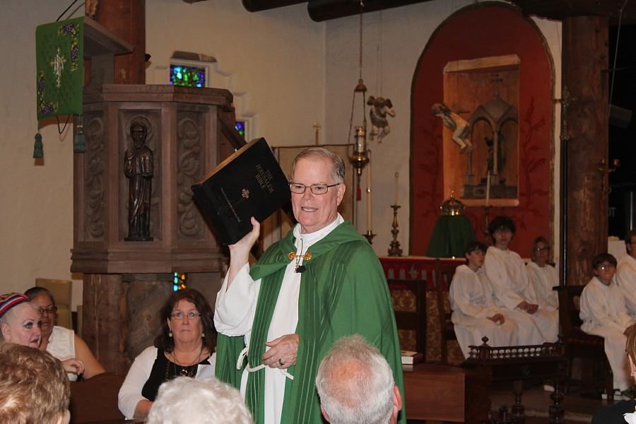 Last Mass with Fr. John R Smith