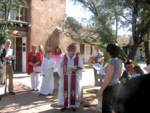 Palm Sunday Family Mass