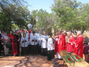 Palm Sunday High Mass
