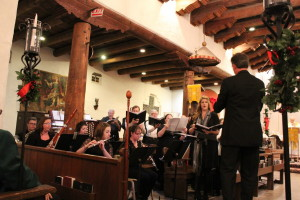 Christmas Eve Lessons and Carols