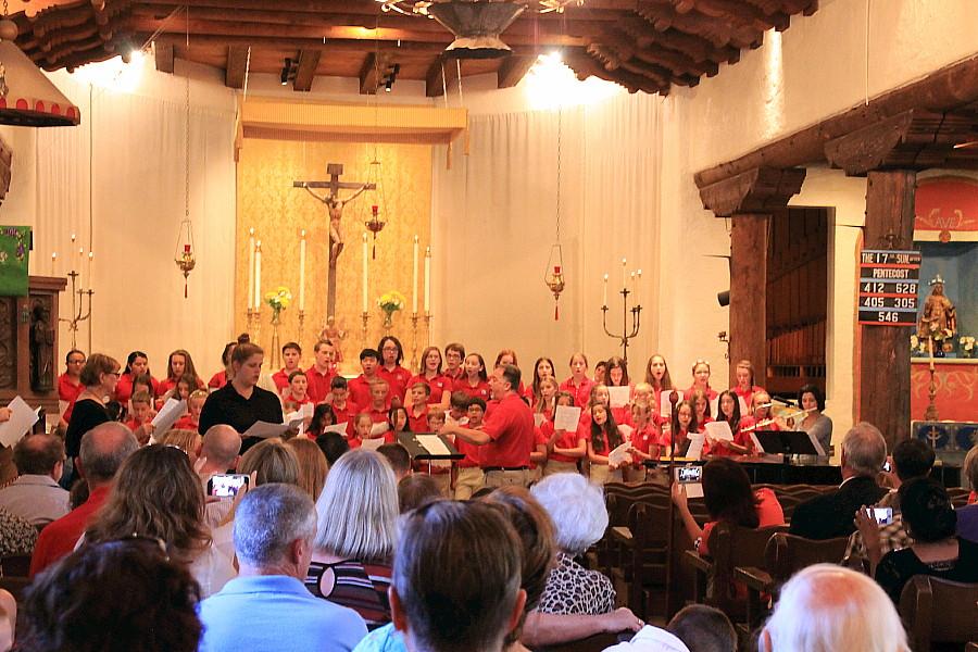 Episcopal School Sunday