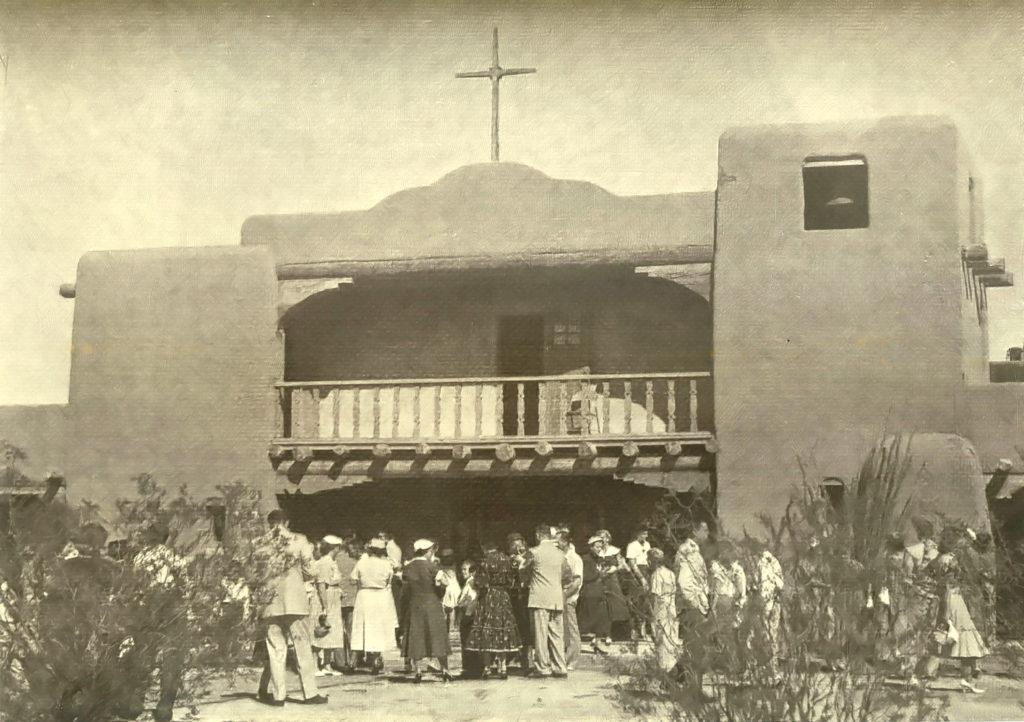 St. Michael's opens, November 29, 1963