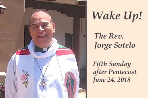 The Rev Jorge Sotelo