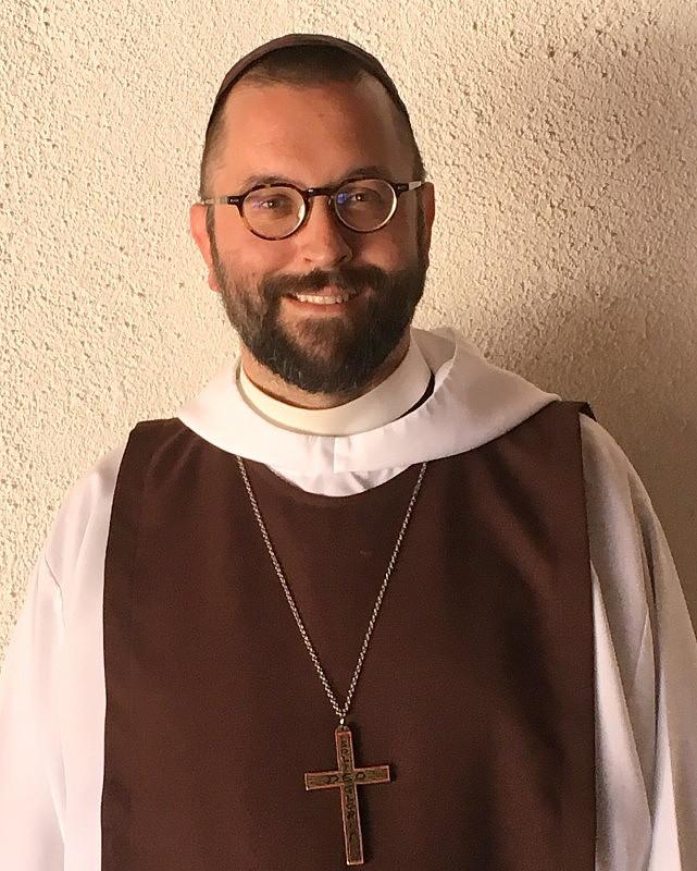The Rev. David Benedict Hedges, BSB