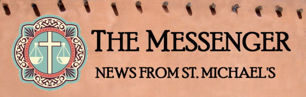 The Messenger - News from St. Michael's graphic