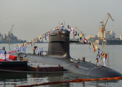 Aggressive sea control isn't an option for India's navy