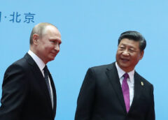 China and Russia Turn Deeper Ties into a Military Challenge for Biden