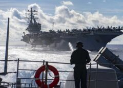 The U.S. may not involve military confrontation in the South China Sea