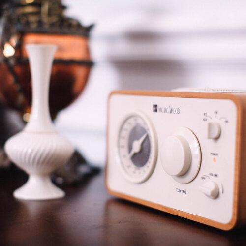 Holbrooke Hotel Portable Stereo