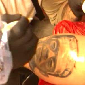 frankenstein tattoo tutorial