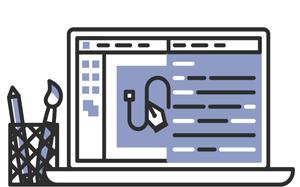 WordPress blog website design
