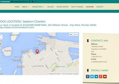 Responsive WordPress WEBSITE design - Grand Rapids MI-SCREENSHOT| location page
