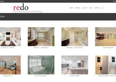 Responsive WordPress WEBSITE design - Grand Rapids MI-SCREENSHOT| gallery page
