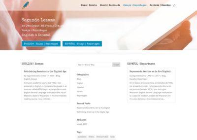 WordPress website|blog - WordPress blog website design