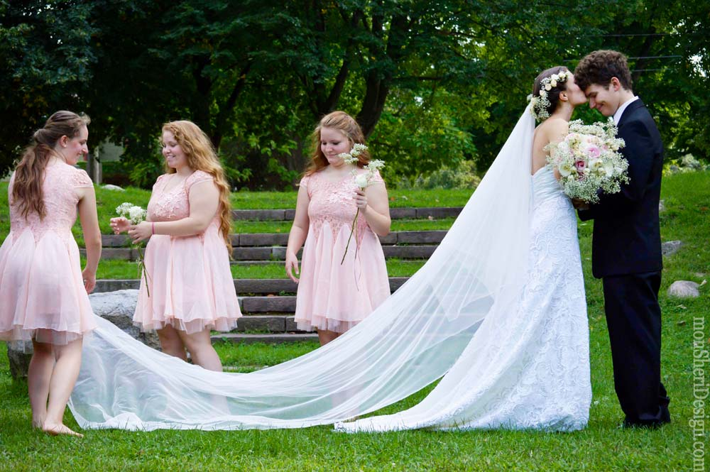 Event Photography - Grand Rapids, MI-wedding  family & wedding party