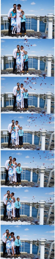 PHOTOGRAPHY|weddings|film-strip collage - Wedding Photography on a Budget