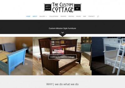 Responsive WordPress WEBSITE design - Grand Rapids MI-SCREENSHOT| home page