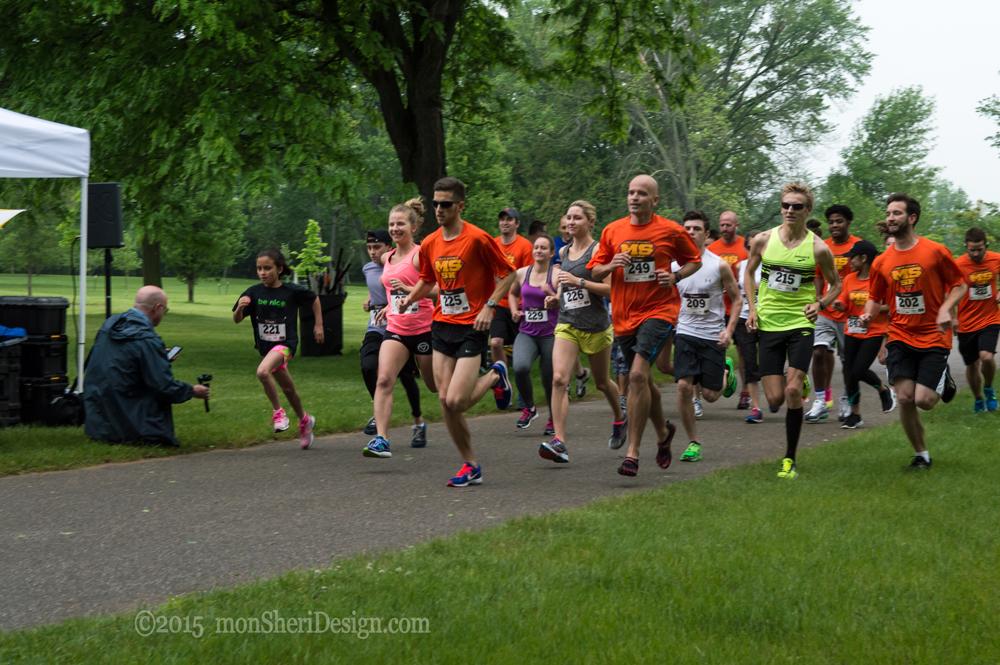 Event Photography - Grand Rapids, MI-iCrush5K  event