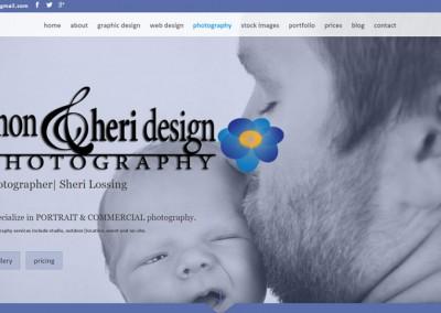 Responsive WordPress WEBSITE design - Grand Rapids MI-SCREENSHOT| photography page