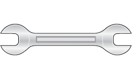 custom GRAPHIC DESIGN projects Grand Rapids MI-GRAPHIC ILLUSTRATION| vector|wrench
