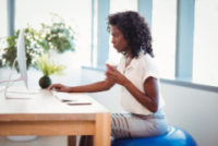 10 Ways to Stay Healthy If You Work at a Computer All Day-Get a Great Chair