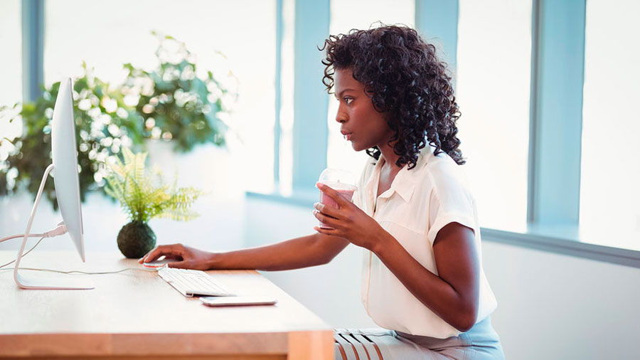 10 Ways to Stay Healthy If You Work at a Computer All Day