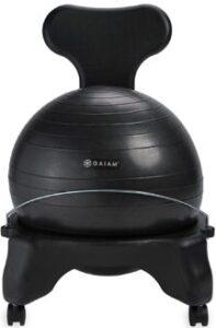 Yoga Exercise Ball Chair