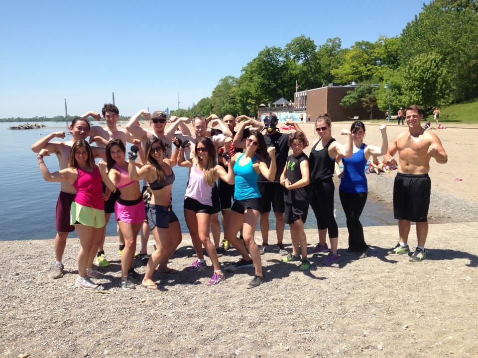 Primal Bootcamp – Muscle Beach