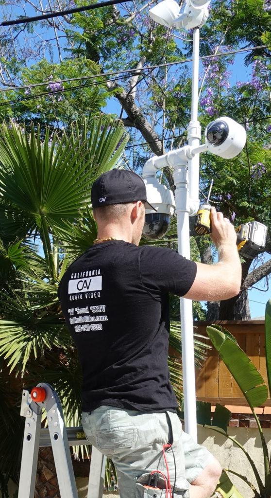 San Diego La Jolla Commercial Surveillance Cameras