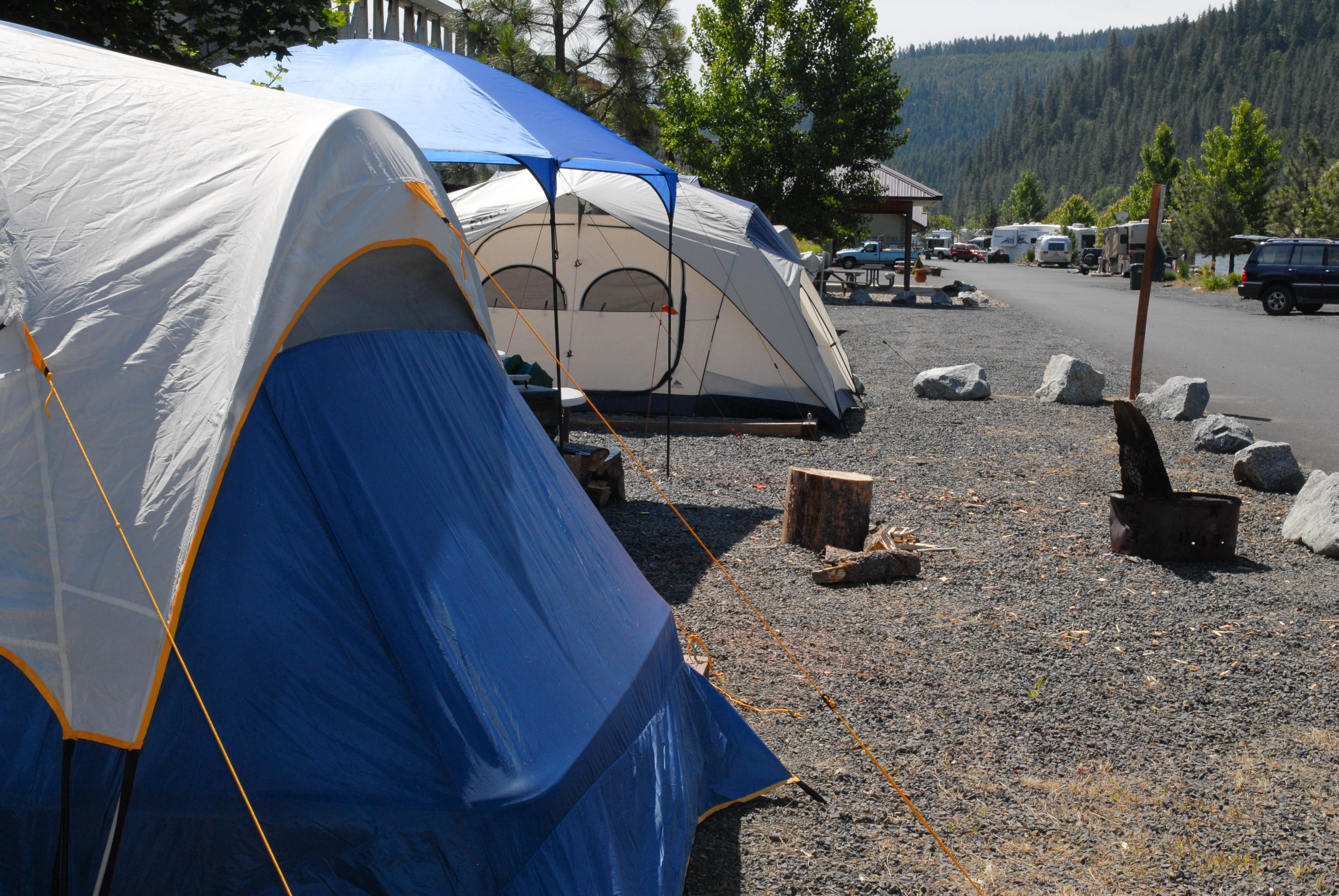 Tent Site – Max 2 People