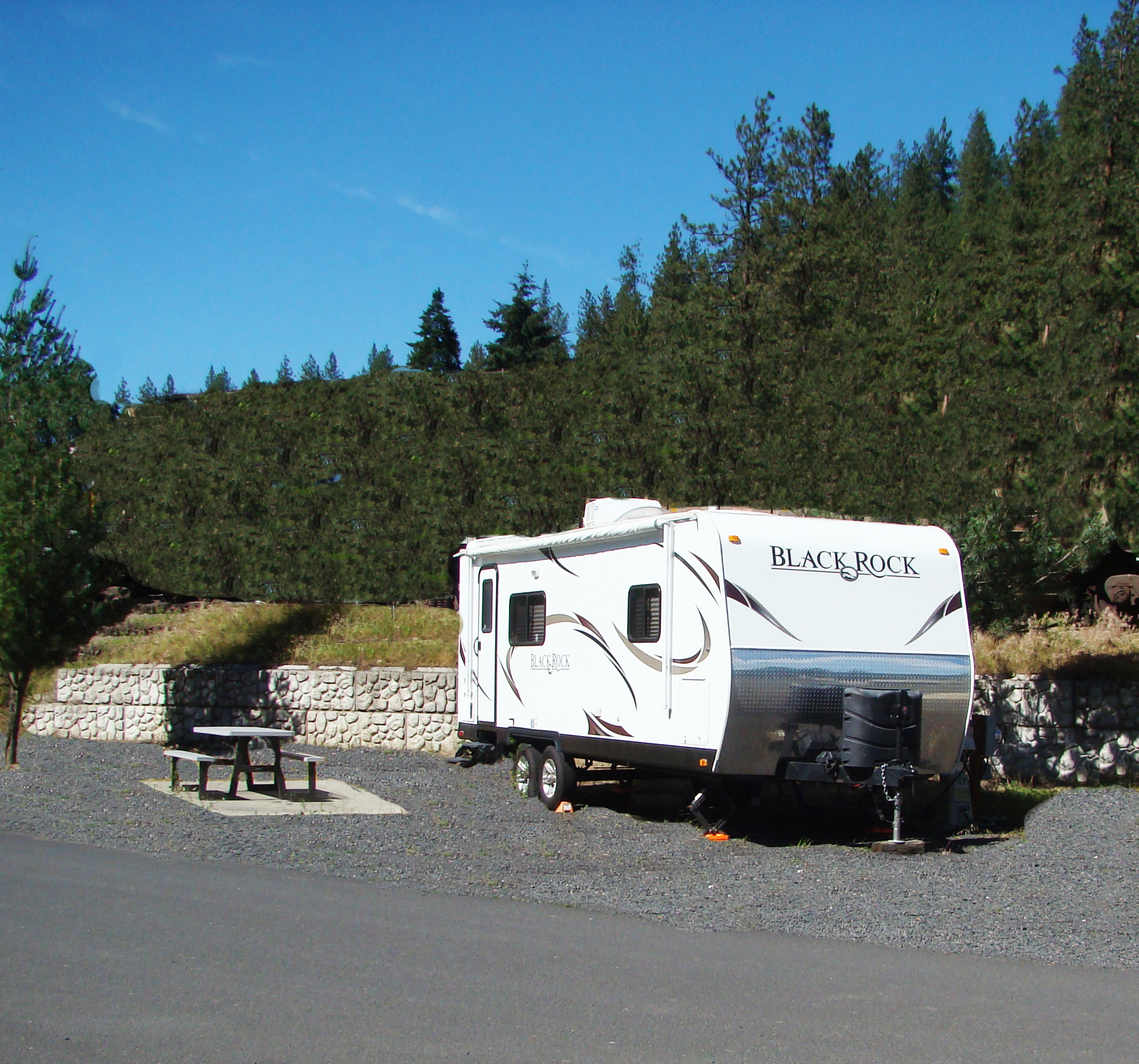 RV Space – Mountain Side – BACK IN